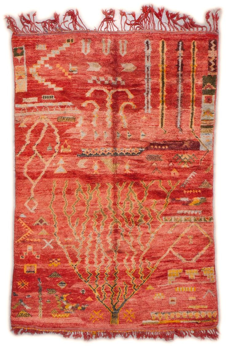 Find This Pin And More On Vintage Moroccan Rugs.