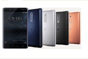Nokia came Big with Nokia 3 , Nokia 5 and Nokia 6