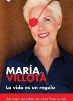 DEP María de Villota. Gran deportista y grandiosa luchadora de la vida. Como dice ella en su libro: La vida es un regalo. Que gran verdad!!!!