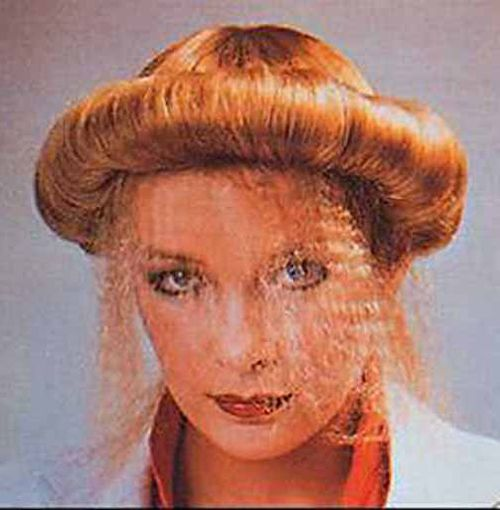 Funny Hair Vol III: 19 Bad Hairstyles of the Worst & Stupid  This is hilarious. People are ridiculous.