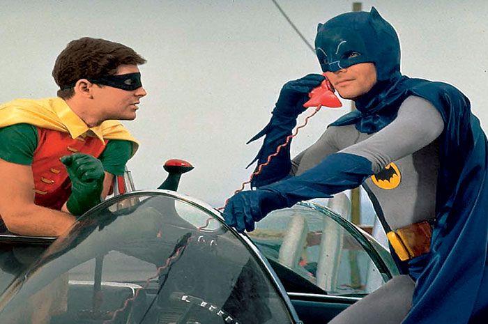 Murió Adam West, el más apasionado Batman | La Crónica de Hoy