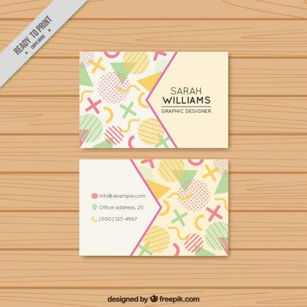 i am designer: Креативные шаблоны визиток