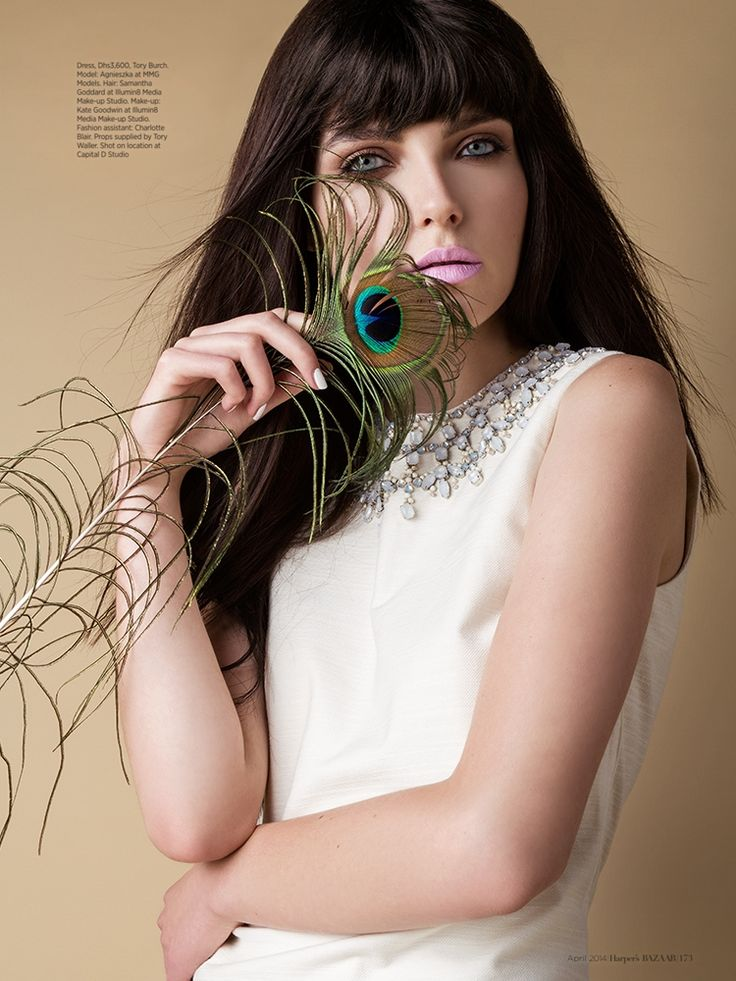 Harper's Bazaar Arabia Tory Burch (APRIL 2014) - Vivienne Balla Fashion Photography