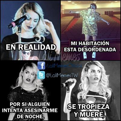 Los mejores memes de Lali Espósito - Imagen 8
