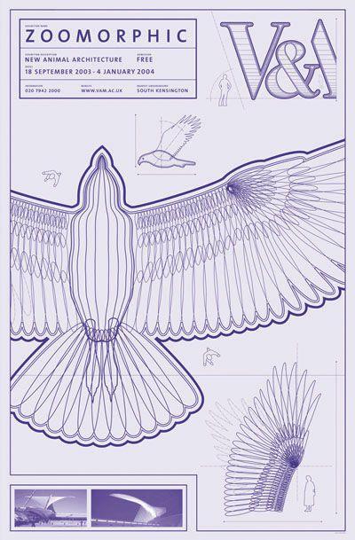 DESIGN CONTEXT: V&A - exhibition posters