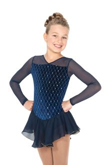 Jerrys 195 Diamond Figure Skating Dress