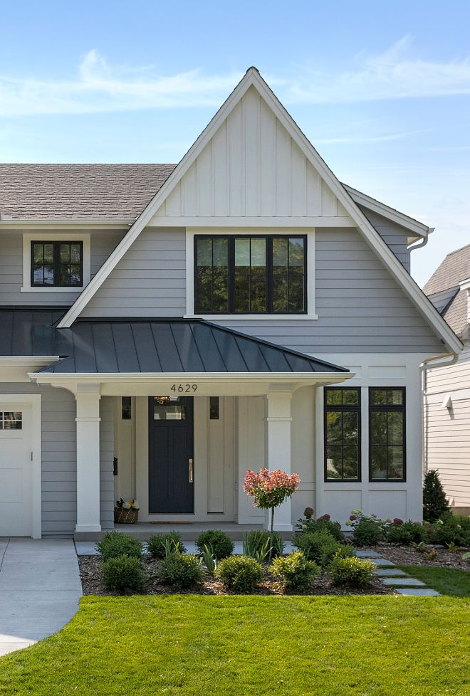 897 best home exterior paint color images on pinterest - Benjamin moore exterior paint finishes ...