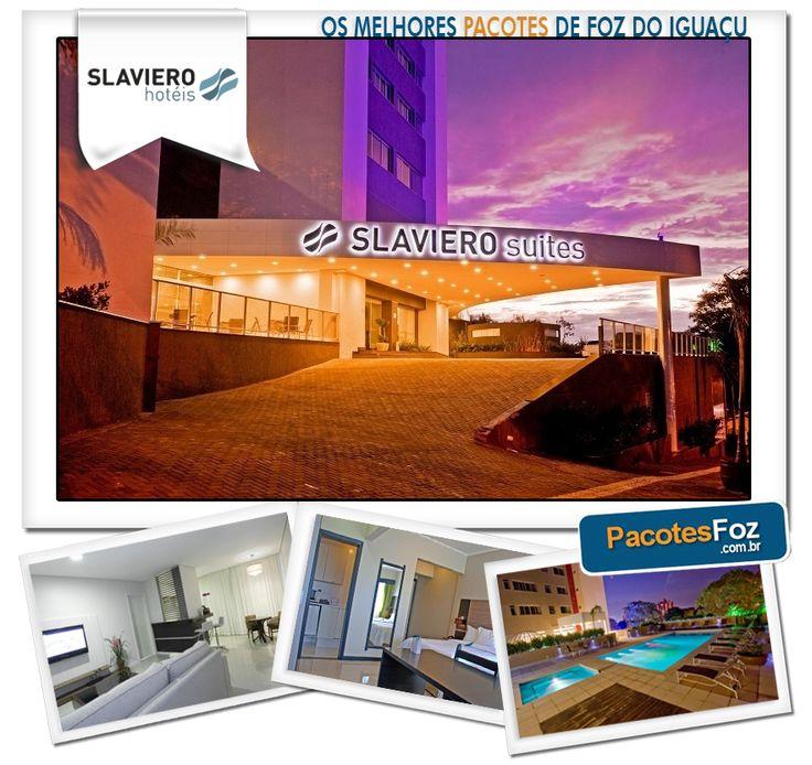 Hospede-se em Foz do Iguaçu e ganhe a melhor vista do pôr do sol! 2 noites para 2 pessoas no Slaviero Suites + Transfer para o Duty Free e Casino Iguazu por apenas R$ 489,00.  Acesse http://www.pacotesfoz.com.br/ e aproveite essa e outras promoções exclusivas. E curta a nossa fanpage para receber mais novidades: https://www.facebook.com/pages/PacotesFoz/232694180173736?fref=ts