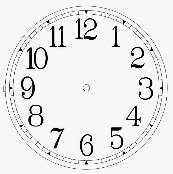 40 Best Face Clocks Ciferblaty Bolshoj Razmer Images On