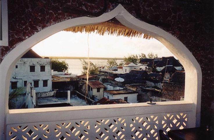 Lamu window