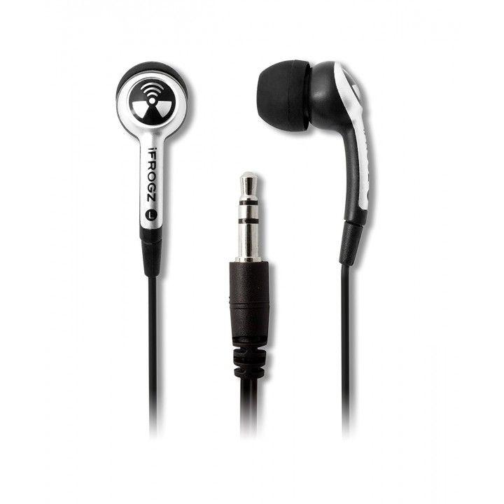 Encontre fones de Ouvido melhor preço com microfone iFrogz EarPollution Plugz na EagleTechZ. Os tipos de fone de ouvido com excelente som microfone original para seu iphone, samsung galaxy e muito mai