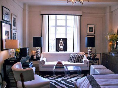 Interior Designs For Studio Apartments 59 best new york style apartments images on pinterest