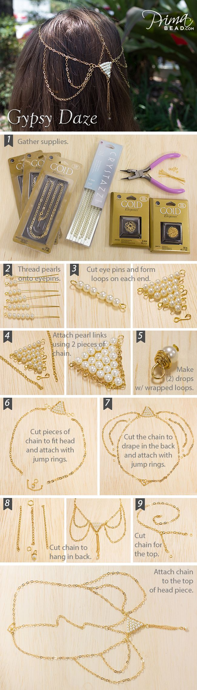 how to make your own hippie costume