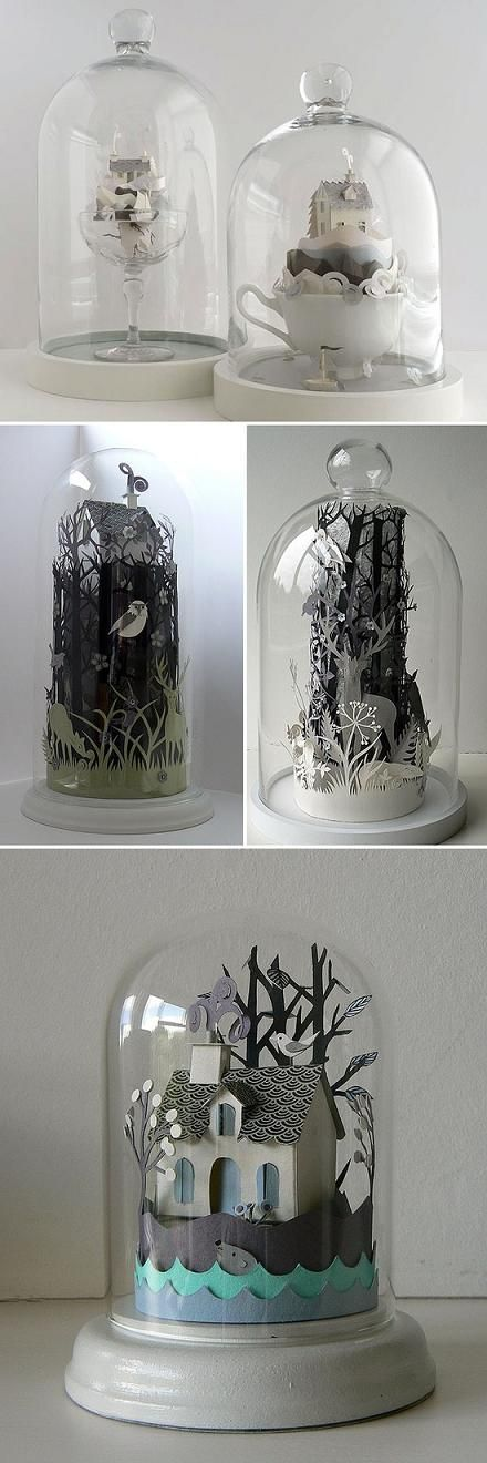 3D Paper Cutting Designs and Ideas - Life Chilli