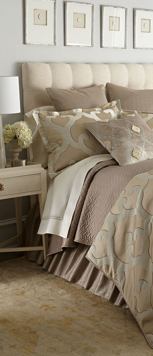 Bedding jardin collection bedding collections bed amp bath macy s - From Macys Jane Wilner Luxury Bedding Bedrooms
