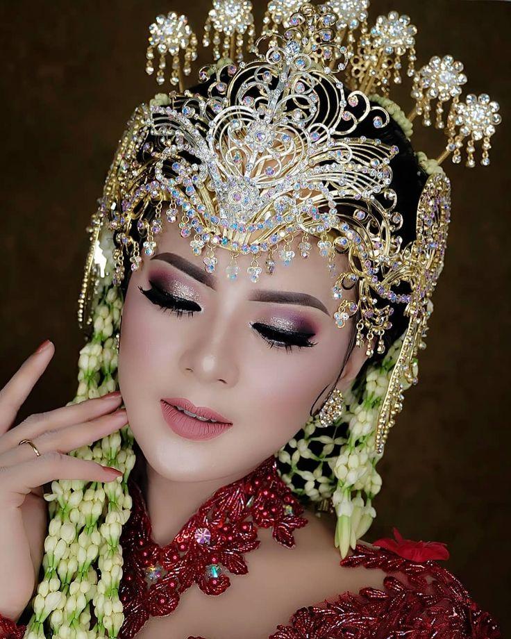 Pin di Inspirasi Makeup Pengantin Indonesia Bride Makeup