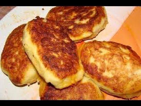 Рецепт - Бабушкины пирожки с мясом от videoculinary.ru - YouTube