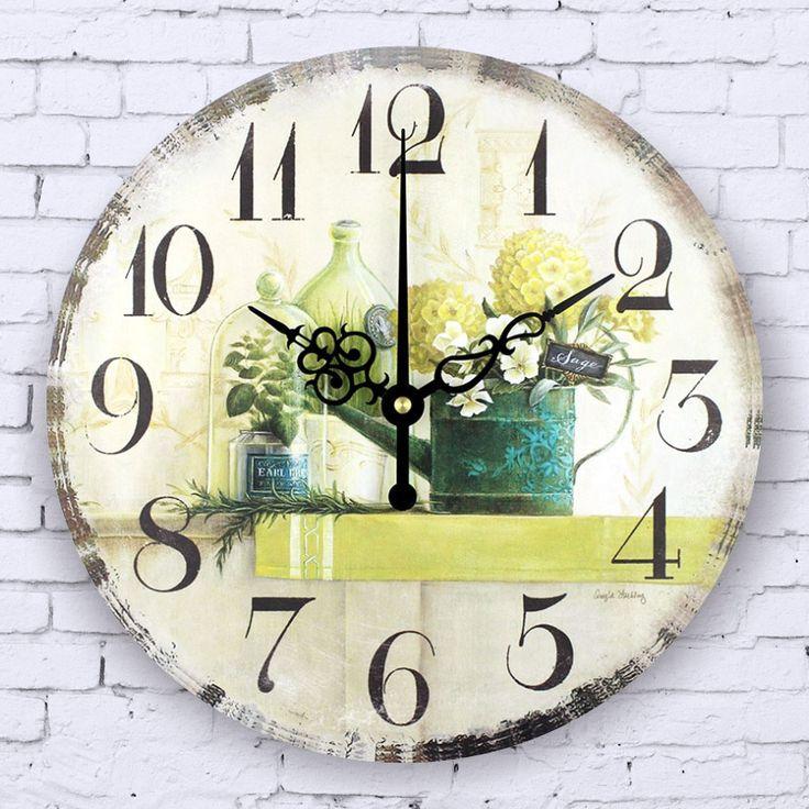 купить часы на стену украина недорого