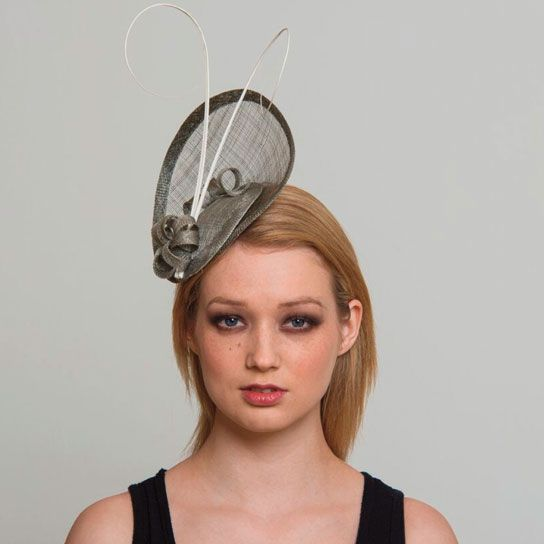 Nancy Hair Fascinator