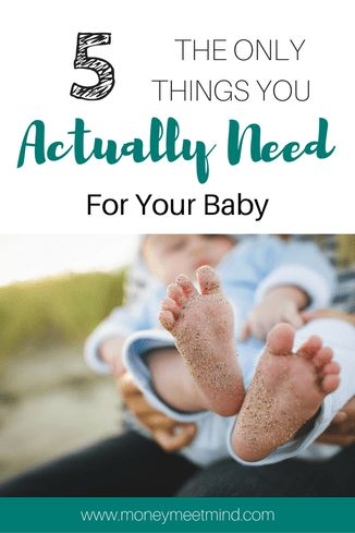 Newborn Essentials Baby Necessities