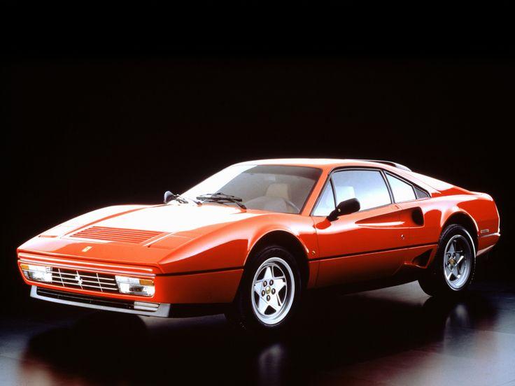 Ferrari GTB Turbo '1986–89