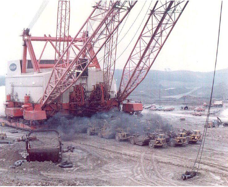 85 best Coal Mining equipmnent images on Pinterest | Coal ...