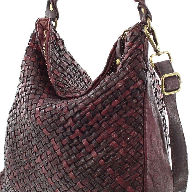 #Shopper #Handtasche #geflochten #Leder #IO.IO.MIO #mynewbag