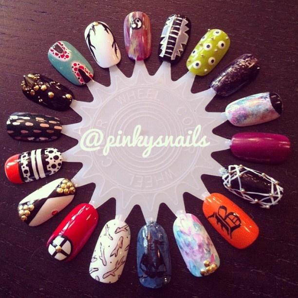 132 best nail wheels images on pinterest nail art wheel nail nail art wheel pinkys prinsesfo Images