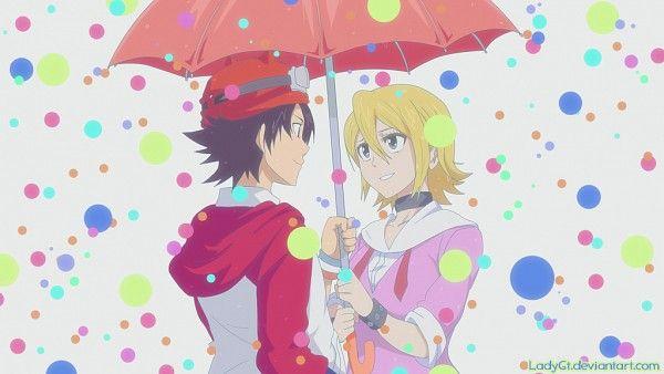 Tags: Anime, Fanart, deviantART, LadyGT, SKET Dance