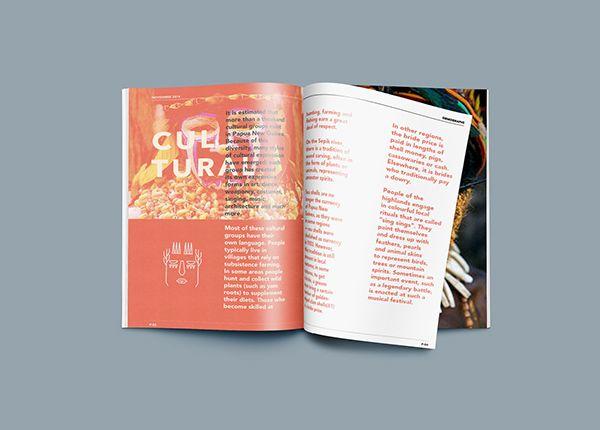 Ground #01 - Book design