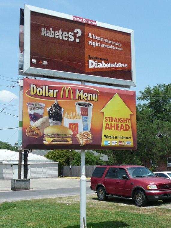 Diabetes Media Buy for the win.