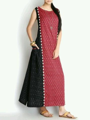 cotton kurtis by ethnico at 0