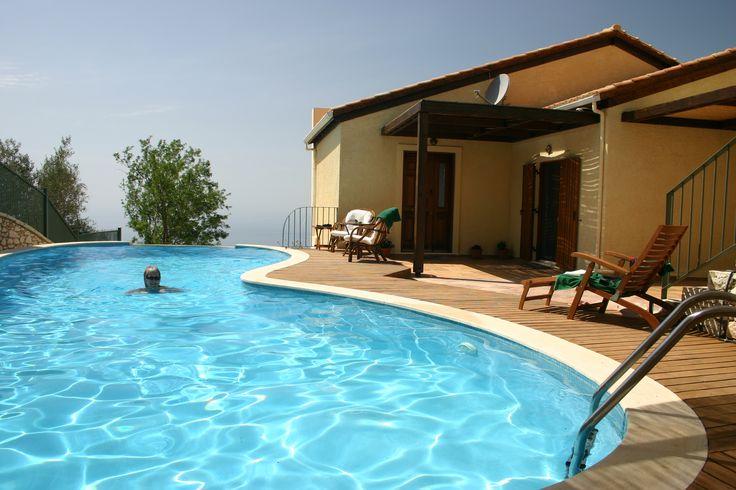 Villa Sophia, Drymonas, Lefkada - up to 10 sleeps