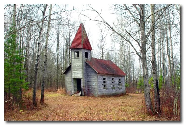 Church old churches and abandoned on pinterest