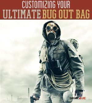 Customizing Your Ultimate Bug Out Bag | Essential Checklist For Survival Prepping By Survival Life http://survivallife.com/2014/05/28/customizing-your-ultimate-bug-out-bag/