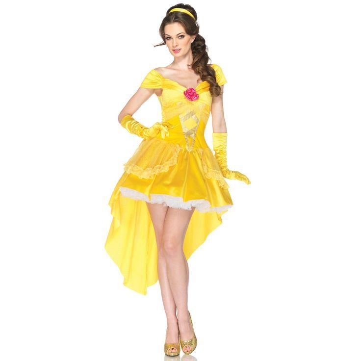 Disney Princezny Okouzlující Belle pro dospělé Kostým