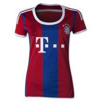 Bayern Munich 2014-15 season Home Women Jersey [A280]