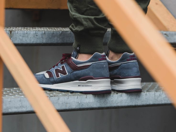 "The New Balance M997DGM ""Made in USA"" is available at our shop! EU 41,5 - 46,5…"