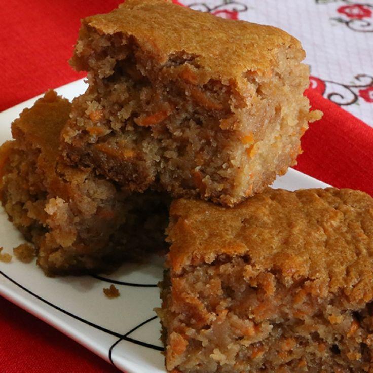 Rolled Oats Cake Recipe