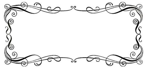 Free Vintage Frames, Borders and Ornaments