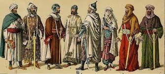 Vestimenta islámica de la Edad Media. Aitana González Santiago