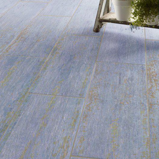 Carrelage int rieur cuba artens en gr s c rame maill bleu d lav 20 x id es pour la - Carrelage en gres cerame ...