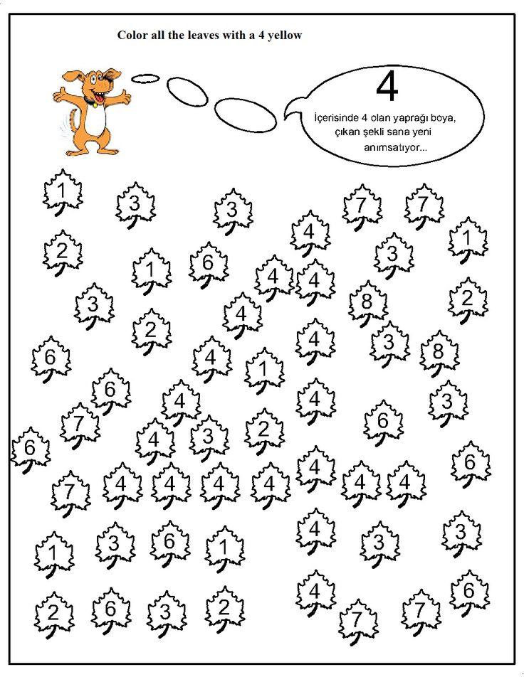 Nice 5 Worksheets Children Free Printable Worksheet For Kids ...