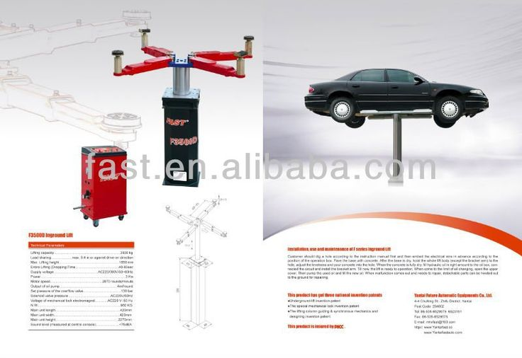 Single Post Inground Lift F3500d For Washing&reparing Cars Photo, Detailed about Single Post Inground Lift F3500d For Washing&reparing Cars Picture on Alibaba.com. Yantai Future automatic equipmentts co ltd