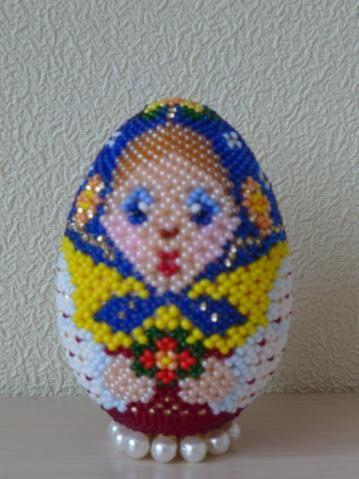 "Яйцо ""Матрешка"""