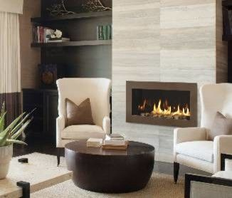 Heat & Glo Cosmo 32 Gas Fireplace modern fireplaces