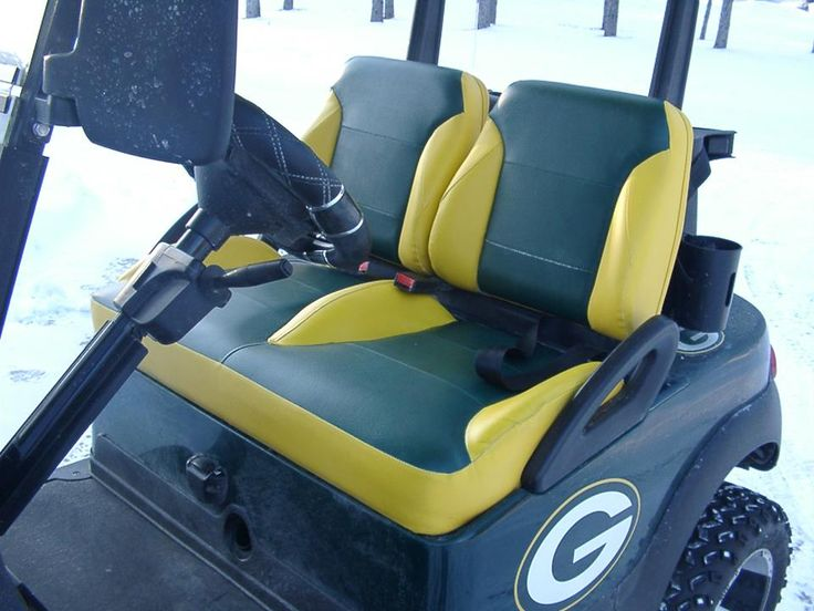 17 Best Images About Custom Golf Cart Accessories On