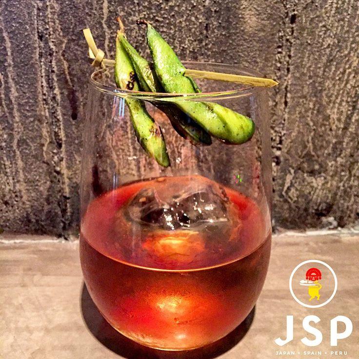 Manhattan Japanese Style***** New Cocktail Menu Coming Soon... Cinco JSP Let's rock \m/  #cinco #jsp #japan #spain#peru #nikkei #restaurant #tapas #athens #kolonaki #skoufa #endlessdream #cincoathens #pisco #sake #ceviche #tiradito #tigersmilk #manhattan