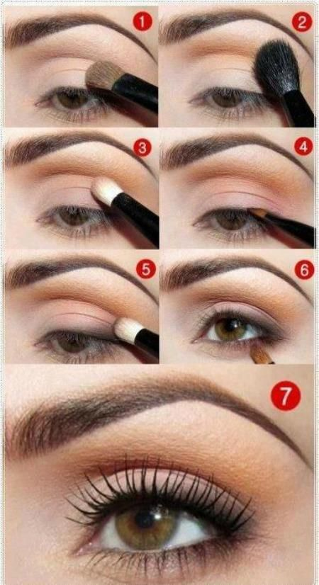 Maquillage Yeux  the Natural make up look is so perfect f