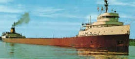 The Edmund Fitzgerald: The Edmund Fitzgerald was lost with her entire crew of 29 men on Lake Superior November 10, 1975, 17 miles north-northwest of Whitefish Point, Michigan. Whitefish Point is the site of the Whitefish Point Light Station and Great Lakes Shipwreck Museum. The Great Lakes Shipwreck Historical Society (GLSHS) has conducted three underwater expeditions to the wreck, 1989, 1994, and 1995.